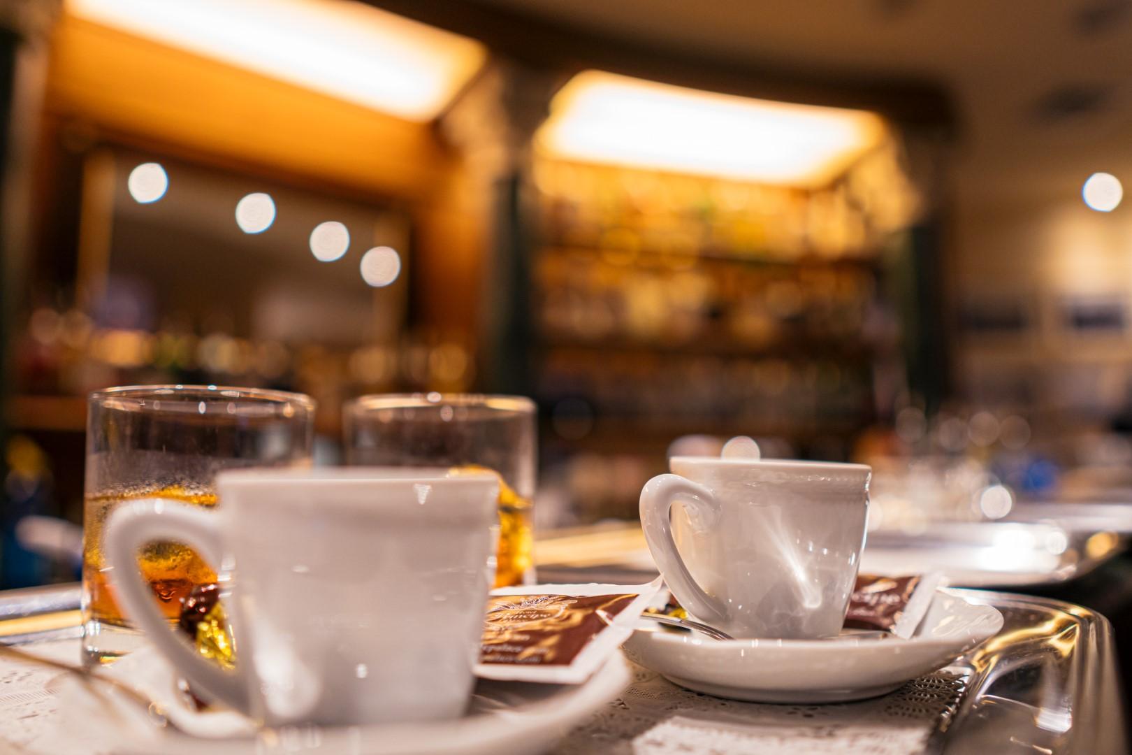 Principe Cafè bar Hotel Principe Palace a Jesolo Lido VE Piazza Mazzini